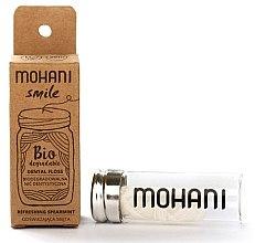 Parfémy, Parfumerie, kosmetika Biologicky rozložitelná dentální nit - Mohani Smile Dental Floss