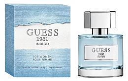 Parfémy, Parfumerie, kosmetika Guess 1981 Indigo for Women - Toaletní voda
