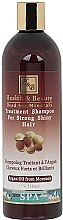 Parfémy, Parfumerie, kosmetika Šampon pro zdraví a lesk vlasů s araganovým olejem - Health And Beauty Argan Treatment Shampoo for Strong Shiny Hair