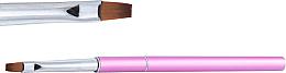 Parfémy, Parfumerie, kosmetika Štětec pro gel, plochý, 6 - NeoNail Professional