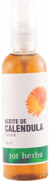 Tělový olej Měsíček lékařský - Tot Herba Body Oil Kalendula — foto N1