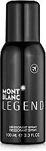 Parfémy, Parfumerie, kosmetika Montblanc Legend - Deodorant
