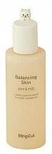 Parfémy, Parfumerie, kosmetika Balanční pleťový toner - Tony Moly Bling Cat Balancing Skin