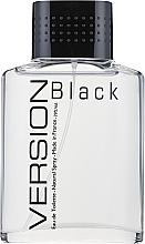 Parfémy, Parfumerie, kosmetika Ulric de Varens Version Black - Toaletní voda