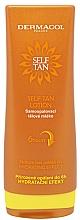 Parfémy, Parfumerie, kosmetika Samoopalovací mléko pro tělo - Dermacol Sun Self Tan Lotion