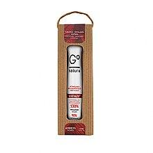 Parfémy, Parfumerie, kosmetika Stick-lifting pro pleť kolem očí s vitamíny A + E + C - GoNature Lift Eye Roll-On with vit. A+E+C Vitao°