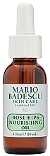 Parfémy, Parfumerie, kosmetika Vyživující šípkový olej - Mario Badescu Rose Hips Nourishing Oil