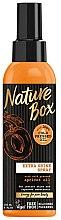 Parfémy, Parfumerie, kosmetika Sprej na vlasy s meruňkovým olejem - Nature Box Apricot Oil Extra Shine Spray