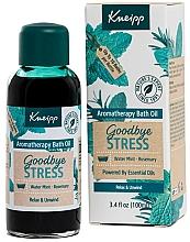 Parfémy, Parfumerie, kosmetika Koupelový olej Goodbye Stress - Kneipp Goodbye Stress Bath Oil