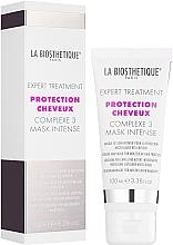 Parfémy, Parfumerie, kosmetika Intenzivní vlasová maska - La Biosthetique Protection Cheveux Complexe 3 Mask Intense