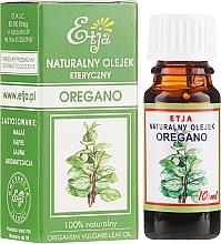 Parfémy, Parfumerie, kosmetika Přírodní éterický olej Oregano - Etja Natural Origanum Vulgare Leaf Oil