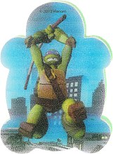 Parfémy, Parfumerie, kosmetika Dětská koupelová houba Želvy ninja Leonardo 1 - Suavipiel Turtles Bath Sponge