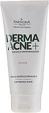 Parfémy, Parfumerie, kosmetika Obličejová maska uvolňující - Farmona Professional Derma Acne