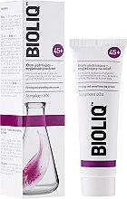 Parfémy, Parfumerie, kosmetika Vyhlazující denní krém zvýšující pružnost - Bioliq 45+ Firming And Smoothing Day Cream