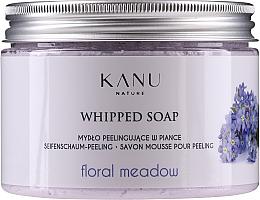 Parfémy, Parfumerie, kosmetika Peelingové mýdlo - Kanu Nature Floral Meadow Peeling Soap