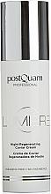 Parfémy, Parfumerie, kosmetika Noční regenerační krém - PostQuam Lumiere Night Regenerating Caviar Cream