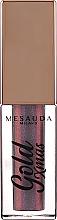 Parfémy, Parfumerie, kosmetika Tekuté oční stíny - Mesauda Milano Gold XMas Gossip Eye (tester)