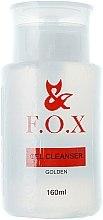 Parfémy, Parfumerie, kosmetika Prostředek pro odstranění lepivé vrstvy - F.O.X Cleanser