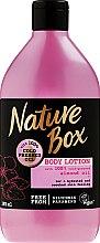 Parfémy, Parfumerie, kosmetika Hydratační tělový lotion - Nature Box Almond Oil