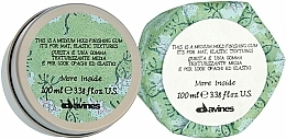 Parfémy, Parfumerie, kosmetika Guma pro matnou a elastickoun strukturu vlasu - Davines More Inside Medium Hold Finishing Gum