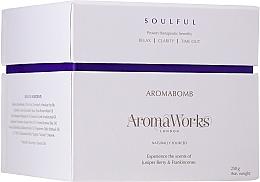 Parfémy, Parfumerie, kosmetika Bombička do koupele Cituplný - AromaWorks Soulful AromaBomb Single