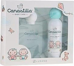 Parfémy, Parfumerie, kosmetika Luxana Canastilla - Sada (edt/100ml + soap/150ml)