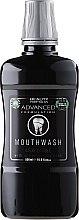 """Parfémy, Parfumerie, kosmetika Ústní voda """"Dřevěné uhlí"""" - Beauty Formulas Advanced Charcoal Mouthwash"""