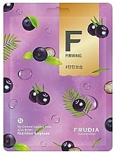 Parfémy, Parfumerie, kosmetika Látková maska s plody acai - Frudia My Orchard Squeeze Mask Acai Berry