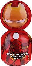 Parfémy, Parfumerie, kosmetika Dětský sprchový gel - Corsair Marvel Avengers Iron Man Bath&Shower Gel