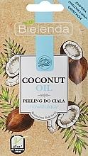 Parfémy, Parfumerie, kosmetika Tělový peeling s kokosovým olejem - Bielenda Coconut Oil Moisturizing Peeling