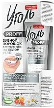 Parfémy, Parfumerie, kosmetika Zubní prášek s bílým uhlím Přírodní bělost - Fito Cosmetic Lidové recepty