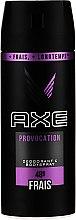 Parfémy, Parfumerie, kosmetika Antiperspirant - Axe Provocation Men Deodorant Bodyspray
