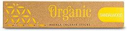 Parfémy, Parfumerie, kosmetika Aroma tyčinky - Song Of India Organic Goodness Sandalwood