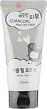 Parfémy, Parfumerie, kosmetika Slupovací pleťová maska s uhlím - Esfolio Pure Skin Charcoal Peel Off Pack