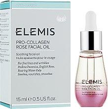 Parfémy, Parfumerie, kosmetika Pleťový olej Růže - Elemis Pro-Collagen Rose Facial Oil