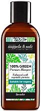 Parfémy, Parfumerie, kosmetika Šampon na vlasy - Nuggela & Sule 100% Green Shampoo