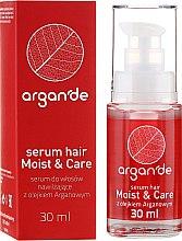 Parfémy, Parfumerie, kosmetika Sérum na vlasy - Stapiz Argan'de Moist & Care Serum