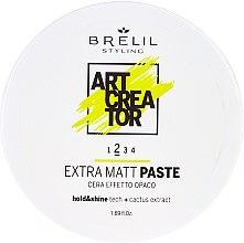 Parfémy, Parfumerie, kosmetika Pasta s extramatným účinkem - Brelil Art Creator Extra Matt Paste