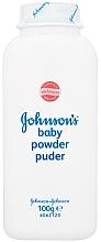 Parfémy, Parfumerie, kosmetika Dětský prášek - Johnson's Baby