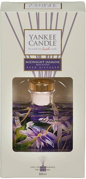 "Aromatický difuzér ""Noční jasmín"" - Yankee Candle Midnight Jasmine — foto N1"
