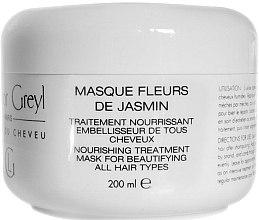 Parfémy, Parfumerie, kosmetika Maska pro péči o vlasy s květy jasmínu - Leonor Greyl Masque Fleurs De Jasmin