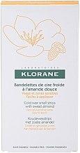 Parfémy, Parfumerie, kosmetika Voskové depilační pásky na obličej a citlivá místa - Klorane Hygiene et Soins du Corps