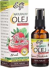 Parfémy, Parfumerie, kosmetika Přírodní olej ze semen jahody - Etja
