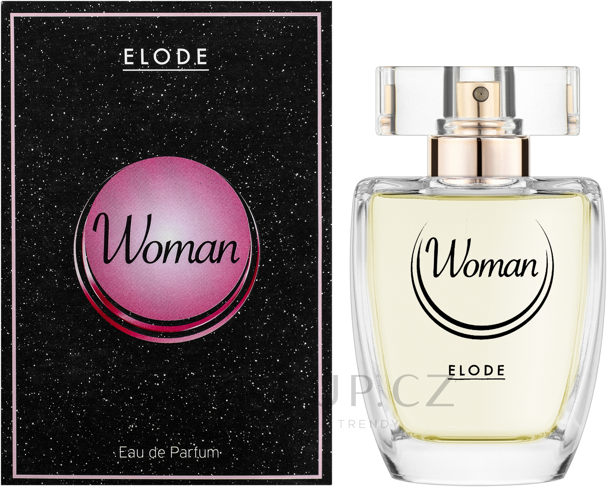 Elode Woman - Parfémovaná voda — foto 100 ml