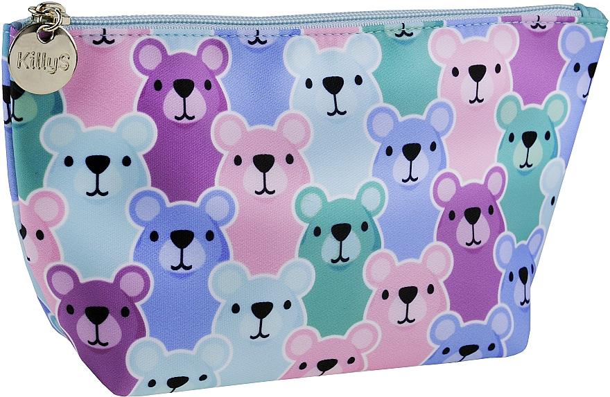 Kosmetická taštička Barevné plyšové medvídci - KillyS