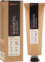 Parfémy, Parfumerie, kosmetika Tělový olej - Phenome Tangerine SPA Warming All-Body Butter