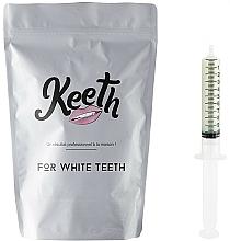 Parfémy, Parfumerie, kosmetika Sada náhradních aplikátorů s bělícím gelem Máta - Keeth Mint Refill Pack