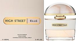 Parfémy, Parfumerie, kosmetika Armaf High Street Elle - Parfémovaná voda