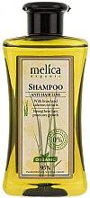 Parfémy, Parfumerie, kosmetika Šampon na vlasy Výživný proti vypadávání vlasů - Melica Organic Anti-hair Loss Shampoo