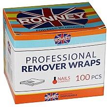 Parfémy, Parfumerie, kosmetika Fólie pro odstranění gel laku - Ronney Professional Remover Wraps